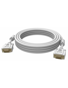 Vision 2x VGA 15-pin D-Sub, 2m VGA-kabel (D-Sub) Vit Vision TC 2MVGAP - 1