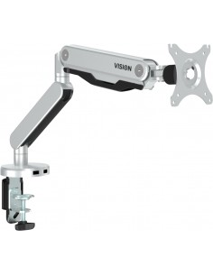 "Vision VFM-D LCD Desk Arm 100x100 76.2 cm (30"") Silver Vision VFM-DA2 - 1"