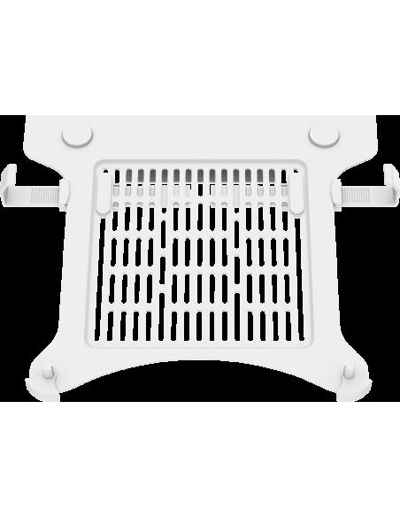 Vision VFM-DA3+S Kannettavan tietokoneen teline ja näytön varsiteline Valkoinen Vision VFM-DA3+S - 2