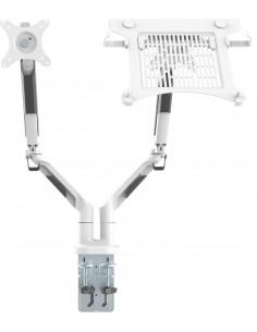 Vision VFM-DAD3+S Notebook stand & monitor arm White Vision VFM-DAD3+S - 1