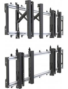 """Vision VFM-VWRE TV mount 2.03 m (80"""") Black Vision VFM-VWRE - 1"""