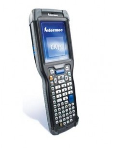 "Intermec CK70 RFID-handdatorer 8.89 cm (3.5"") 480 x 640 pixlar Pekskärm 562 g Svart, Grå Intermec CK70AA3KN02W1R00 - 1"