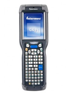 "Intermec CK71 RFID-handdatorer 8.89 cm (3.5"") 480 x 640 pixlar Pekskärm 584 g Intermec CK71AA4DC00W1400 - 1"