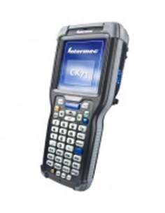 "Intermec CK71 mobiilitietokone 8.89 cm (3.5"") 480 x 640 pikseliä Kosketusnäyttö 584 g Intermec CK71AB2MN00W4100 - 1"
