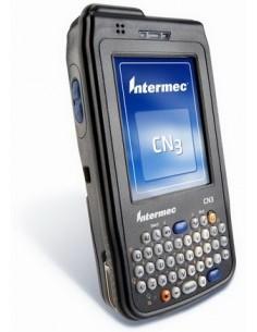 "Intermec CN3A mobiilitietokone 8.89 cm (3.5"") 240 x 320 pikseliä Kosketusnäyttö 454 g Musta Intermec CN3AQH831G2L200 - 1"