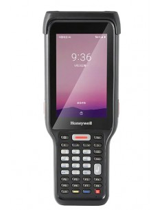 "Honeywell ScanPal EDA61K mobiilitietokone 10.2 cm (4"") 800 x 480 pikseliä Kosketusnäyttö 435 g Musta Honeywell EDA61K-1AC934PGOK"
