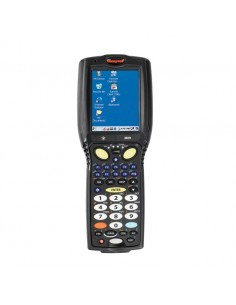 "Honeywell MX9CS RFID-handdatorer 9.4 cm (3.7"") 240 x 320 pixlar Pekskärm 952 g Svart Honeywell MX9A1D1B1F1B0ET - 1"