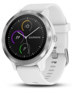 Garmin vívoactive 3 sport watch Touchscreen Bluetooth 240 x pixels White Garmin 010-01769-20 - 1