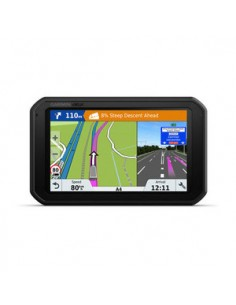"Garmin dēzl 780 LMT-D navigator Fixed 17.6 cm (6.95"") TFT Touchscreen 437 g Black Garmin 010-01855-10 - 1"