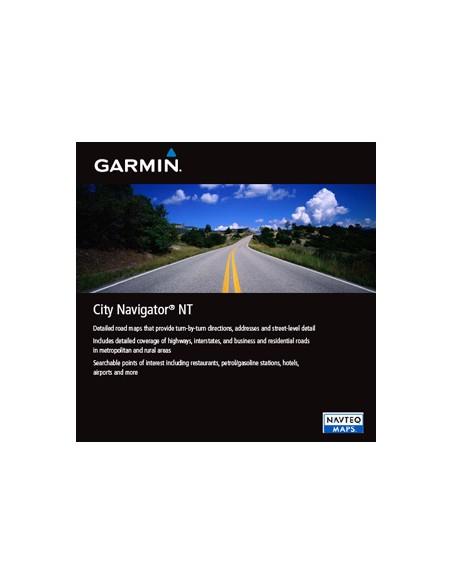 Garmin 010-11379-00 navigaattorin kartta Garmin 010-11379-00 - 1