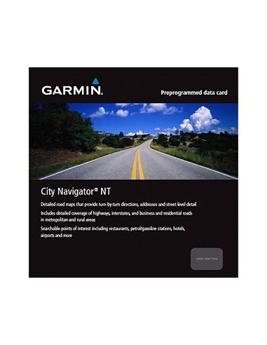 Garmin 010-11565-00 navigaattorin kartta Garmin 010-11565-00 - 1