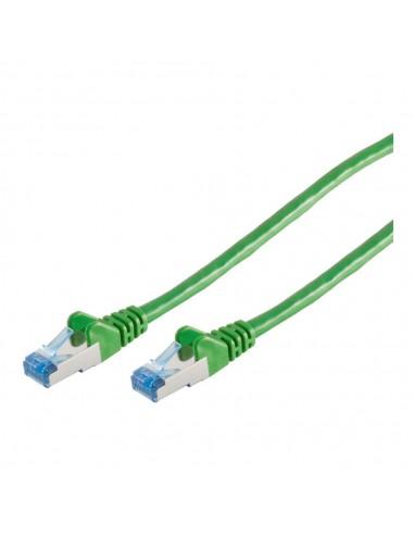 Innovation IT 205924 verkkokaapeli Vihreä 10 m Cat6a S/FTP (S-STP) Innovation It 205924 - 1