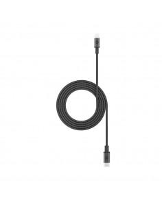 mophie 409903200 Lightning-kaapeli 1.8 m Musta Zagg 409903200 - 1
