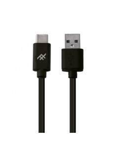 ZAGG 409903210 USB-kaapeli 1 m USB 2.0 A C Musta Zagg 409903210 - 1