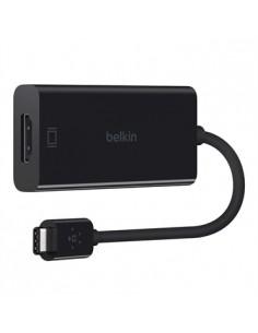 Belkin F2CU038BTBLK cable gender changer USB type C HDMI Black Belkin F2CU038BTBLK - 1