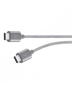 Belkin F2CU041BT06-GRY USB cable 1.8 m 2.0 C Grey Belkin F2CU041BT06-GRY - 1