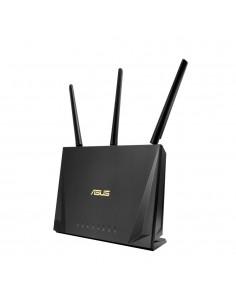 ASUS RT-AC85P trådlös router Gigabit Ethernet Dual-band (2,4 GHz / 5 GHz) Svart Asus 90IG04X0-MU9G00 - 1