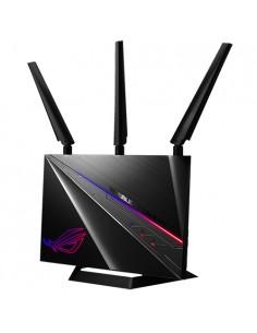 ASUS GT-AC2900 trådlös router Gigabit Ethernet Dual-band (2,4 GHz / 5 GHz) Svart Asus 90IG04Z0-MU9000 - 1