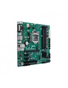 ASUS B360M-C Intel® B360 LGA 1151 (uttag H4) micro ATX Asus 90MB0W80-M0EAYM - 1