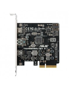 ASUS ThunderboltEX 3 interface cards/adapter Internal Thunderbolt 3. Asus 90MC03V0-M0EAY0 - 1