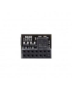 ASUS TPM-SPI nätverkskort/adapters Intern Asus 90MC07D0-M0XBN0 - 1