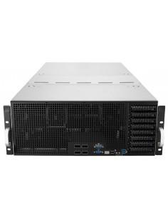ASUS ESC8000 G4 LGA 3647 (Socket P) Rack (4U) Svart, Rostfritt stål Asus 90SF00H1-M00080 - 1
