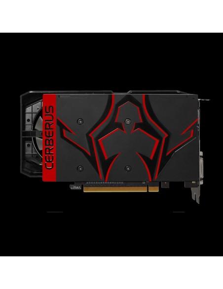 ASUS CERBERUS-GTX1050TI-A4G NVIDIA GeForce GTX 1050 Ti 4 GB GDDR5 Asus 90YV0A75-M0NA00 - 4