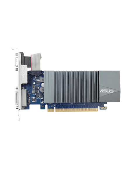 ASUS 90YV0AL0-M0NA00 graphics card NVIDIA GeForce GT 710 1 GB GDDR5 Asus 90YV0AL0-M0NA00 - 2