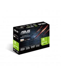 ASUS GT710-SL-2GD5-BRK NVIDIA GeForce GT 710 2 GB GDDR5 Asus 90YV0AL3-M0NA00 - 1