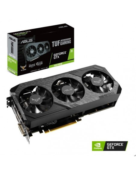 ASUS TUF Gaming 3-GTX1660S-A6G-GAMING NVIDIA GeForce GTX 1660 SUPER 6 GB GDDR6 Asus 90YV0DS1-M0NA00 - 8