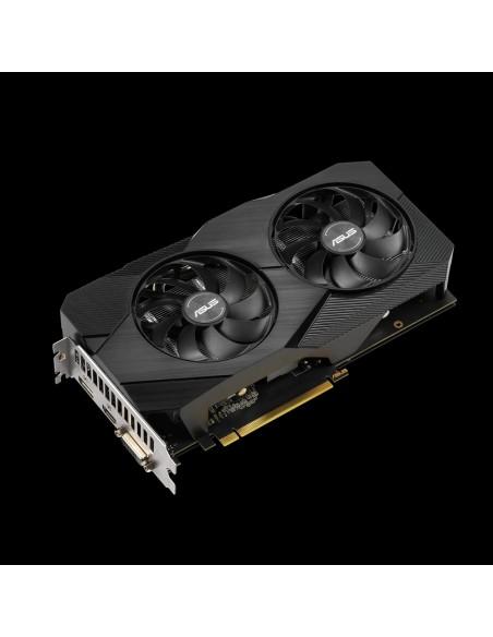 ASUS Dual -GTX1660S-O6G-EVO NVIDIA GeForce GTX 1660 SUPER 6 GB GDDR6 Asus 90YV0DS3-M0NA00 - 4