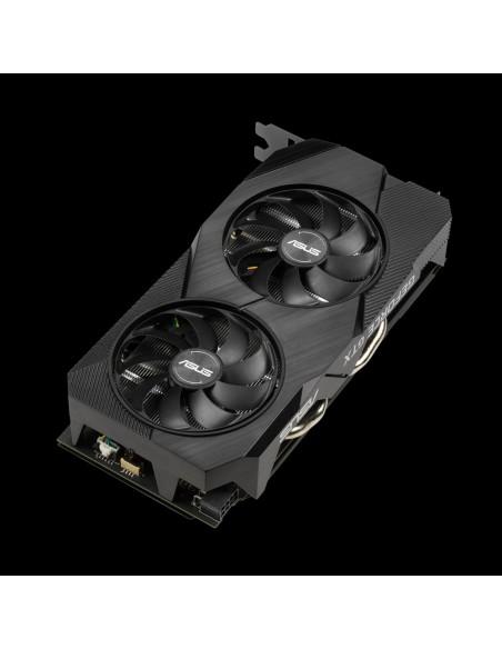 ASUS Dual -GTX1660S-O6G-EVO NVIDIA GeForce GTX 1660 SUPER 6 GB GDDR6 Asus 90YV0DS3-M0NA00 - 8