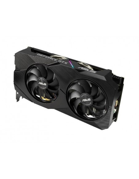 ASUS Dual -GTX1660S-6G-EVO NVIDIA GeForce GTX 1660 SUPER 6 GB GDDR6 Asus 90YV0DS5-M0NA00 - 4