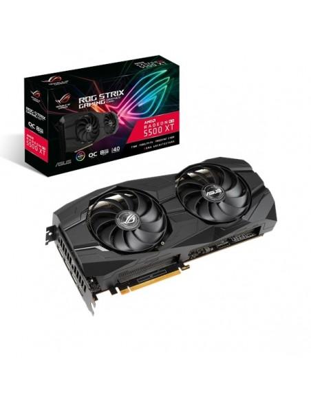 ASUS ROG 90YV0DU0-M0NA00 grafikkort AMD Radeon RX 5500 XT 8 GB GDDR6 Asus 90YV0DU0-M0NA00 - 2