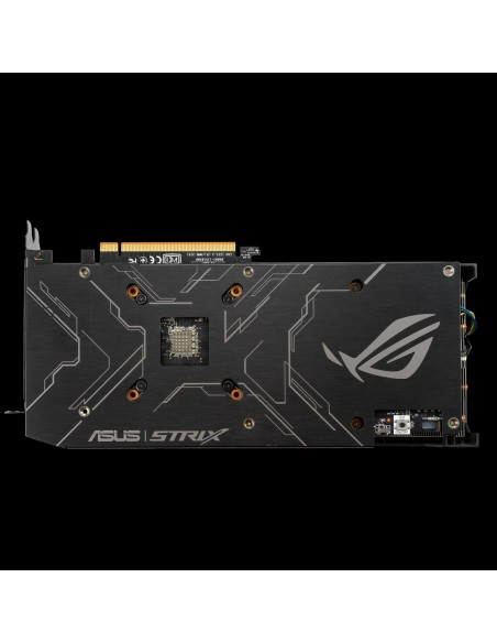ASUS ROG 90YV0DU0-M0NA00 grafikkort AMD Radeon RX 5500 XT 8 GB GDDR6 Asus 90YV0DU0-M0NA00 - 4