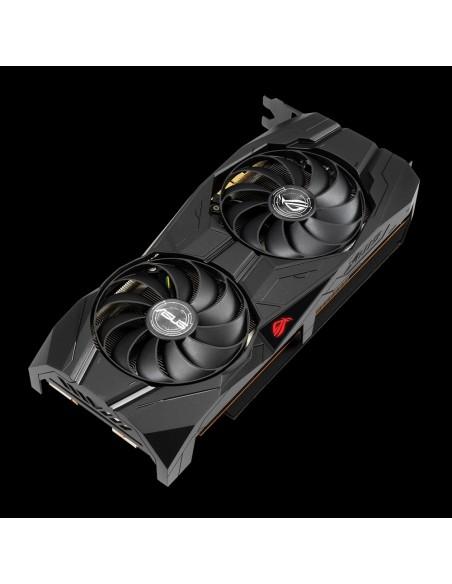 ASUS ROG 90YV0DU0-M0NA00 grafikkort AMD Radeon RX 5500 XT 8 GB GDDR6 Asus 90YV0DU0-M0NA00 - 6