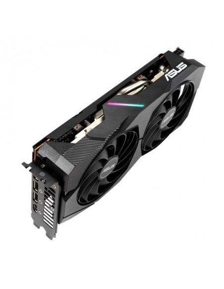 ASUS Dual 90YV0DV1-M0NA00 grafikkort AMD Radeon RX 5500 XT 8 GB GDDR6 Asus 90YV0DV1-M0NA00 - 4