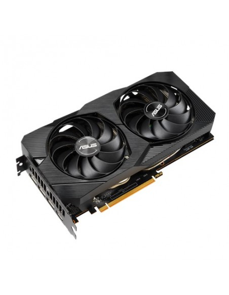 ASUS Dual 90YV0DV1-M0NA00 grafikkort AMD Radeon RX 5500 XT 8 GB GDDR6 Asus 90YV0DV1-M0NA00 - 5