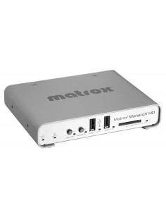 Matrox Monarch HD Video Streaming and Recording Appliance / MHD/I Matrox MHD/I - 1