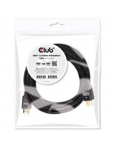 CLUB3D HDMI 2.0 4K60Hz RedMere cable 15m/49.2ft Club 3d CAC-2314 - 1