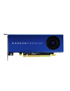 Fujitsu S26361-F3300-L211 näytönohjain AMD Radeon Pro WX 2100 2 GB GDDR5 Fts S26361-F3300-L211 - 1