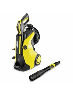 Kärcher K 5 Premium Full Control Plus pressure washer Upright Electric 8.3 l/h 2100 W Black, Yellow Kärcher 1.324-630.0 - 1