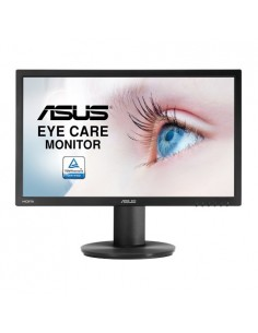 "ASUS VP229HAL 54.6 cm (21.5"") 1920 x 1080 pixels Full HD LED Black Asustek 90LM02H0-B04170 - 1"
