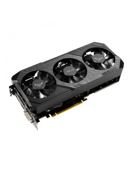 ASUS TUF Gaming TUF3-GTX1660-O6G-GAMING NVIDIA GeForce GTX 1660 6 GB GDDR5 Asustek 90YV0D15-M0NA00 - 2