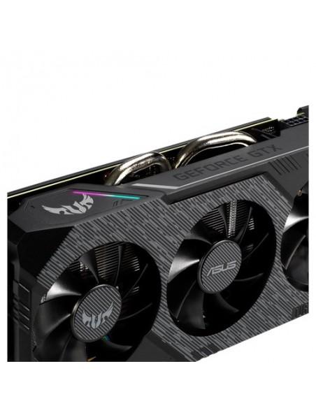 ASUS TUF Gaming TUF3-GTX1660-O6G-GAMING NVIDIA GeForce GTX 1660 6 GB GDDR5 Asustek 90YV0D15-M0NA00 - 6