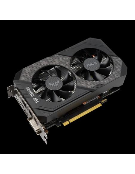 ASUS TUF Gaming TUF-GTX1660S-6G-GAMING NVIDIA GeForce GTX 1660 SUPER 6 GB GDDR6 Asustek 90YV0DT2-MTNA00 - 5