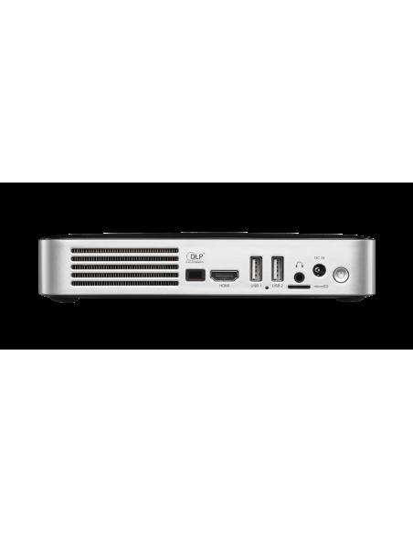 Vivitek Qumi Q38 dataprojektori 600 ANSI lumenia DLP WUXGA (1920x1200) Kannettava projektori Musta Vivitek Q38-BK - 4