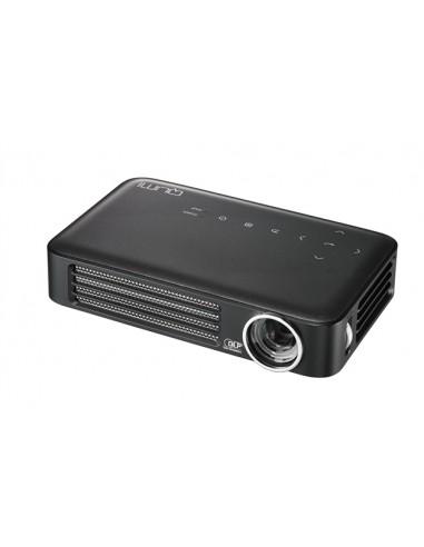 Vivitek Qumi Q6 dataprojektori 800 ANSI lumenia DLP WXGA (1280x800) 3D Kannettava projektori Musta Vivitek Q6-BK - 1