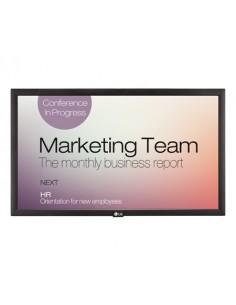"LG 22SM3B Digitaalinen litteä infotaulu 55.9 cm (22"") LCD Full HD Musta Lg 22SM3B-B - 1"