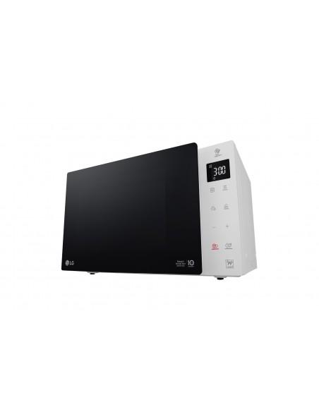 LG MS 23 NECBW Over the range Solo microwave L 1000 W Black, White Lg MS23NECBW - 2